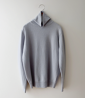 wool cashmere basic pola knit[니트BEE4] 5color_free size안나앤모드
