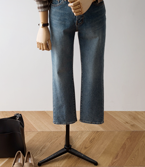 amy gimo straight denim pt[데님BDJ44] one color_4size안나앤모드