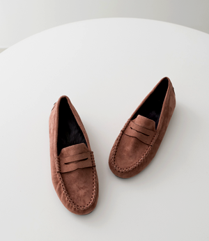 forever fur suede loafer[슈즈ARG36] 5color_6size안나앤모드