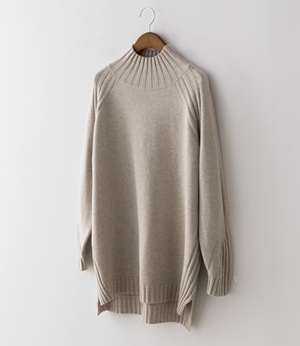 hight neck golji long knit[니트AQY17] 4color_free size안나앤모드